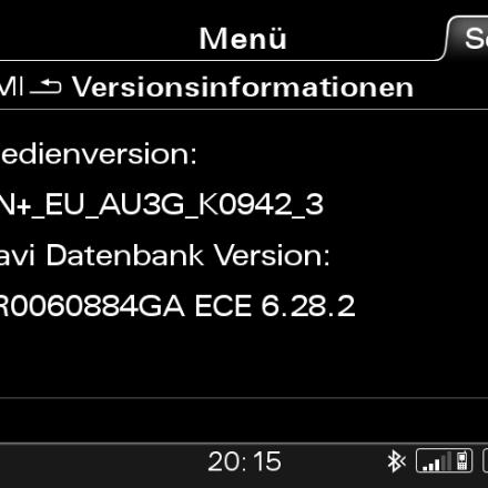 MMI 3G+
