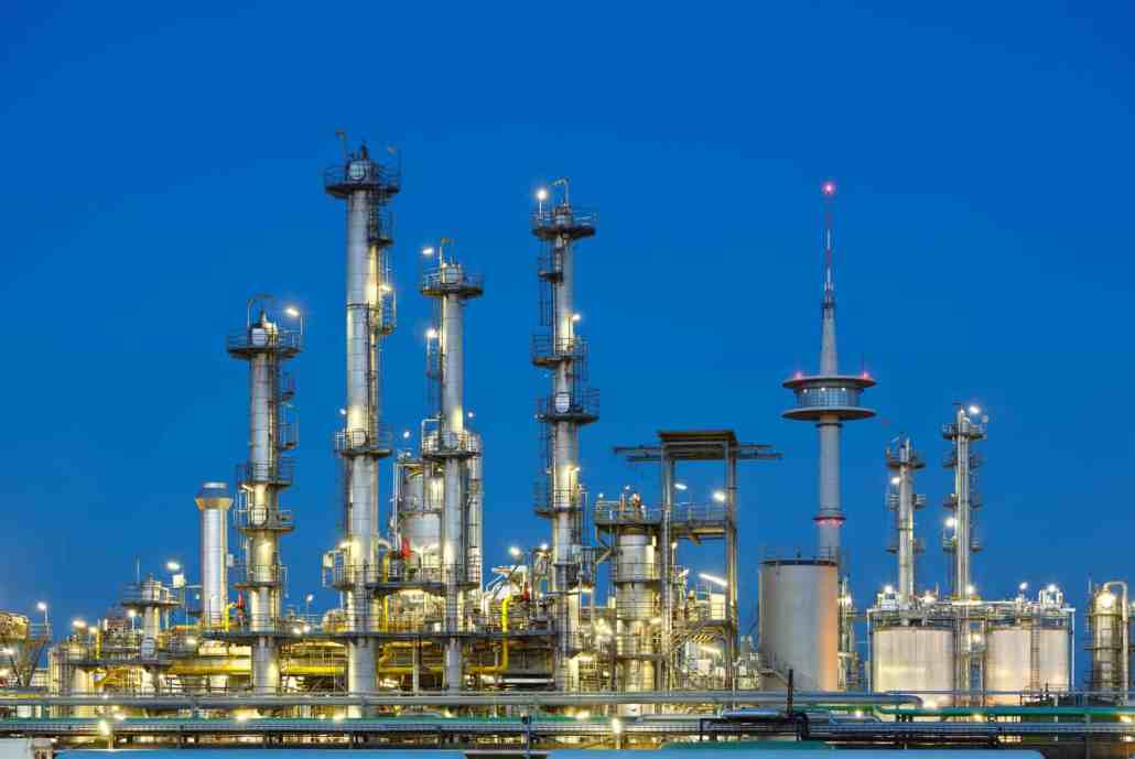 rms chemical plant onsite industrial client