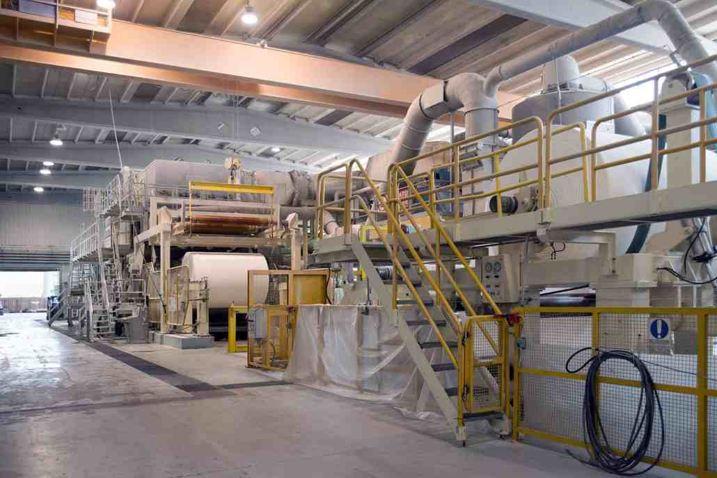rms paper pulp machine reliability
