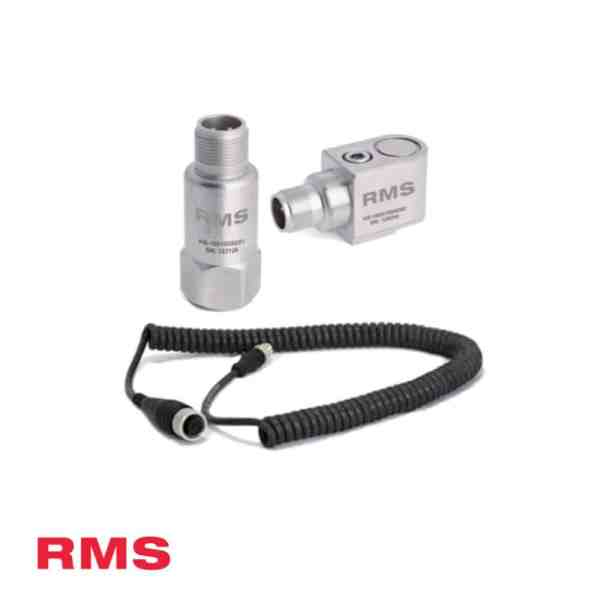 rms product vibration sensors and cables variations
