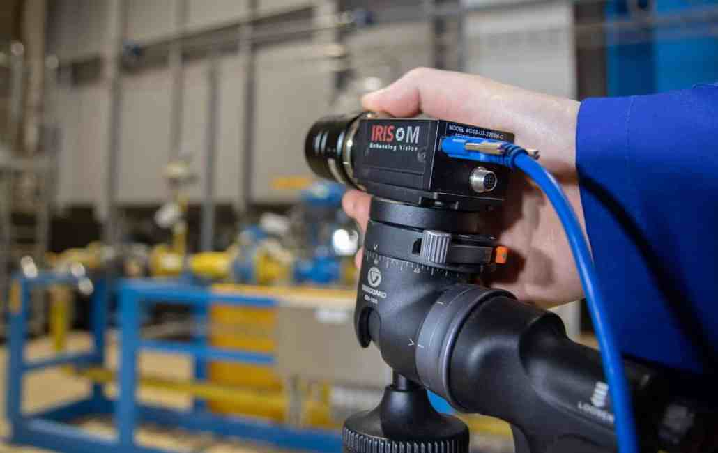 rms rdi motion amplification camera