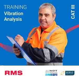 CAT III Vibration Analysis training course