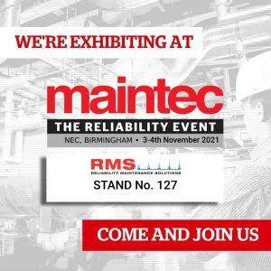 rms maintec 2021 reliability event nec birmingham