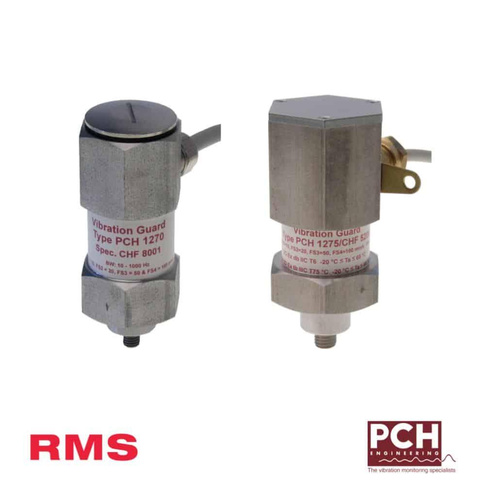 PCH 1-Channel Vibration Monitor