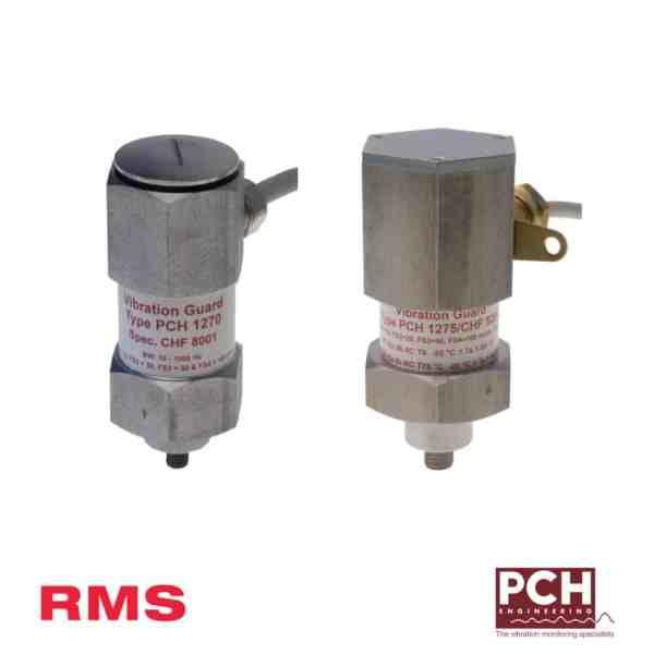 RMS Vibration Monitor PCH 1270 1272 1275 1277