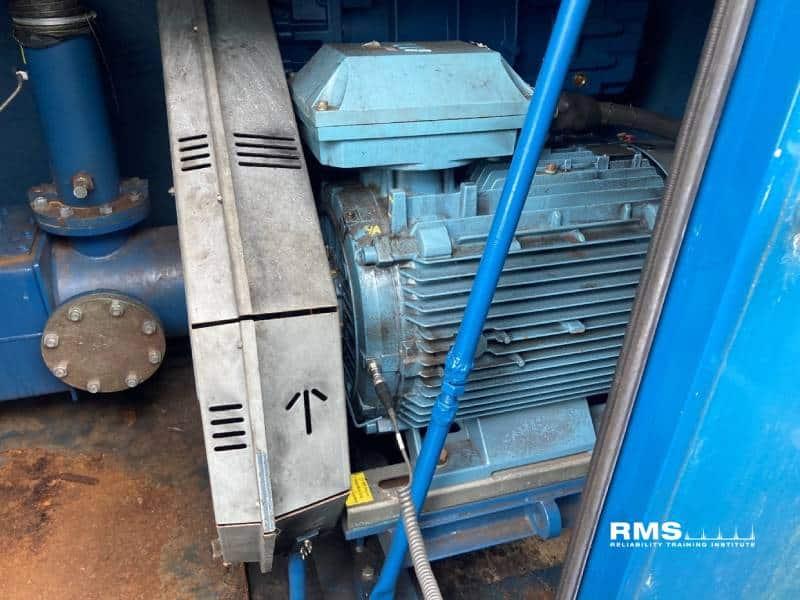 110KW Motor RMS