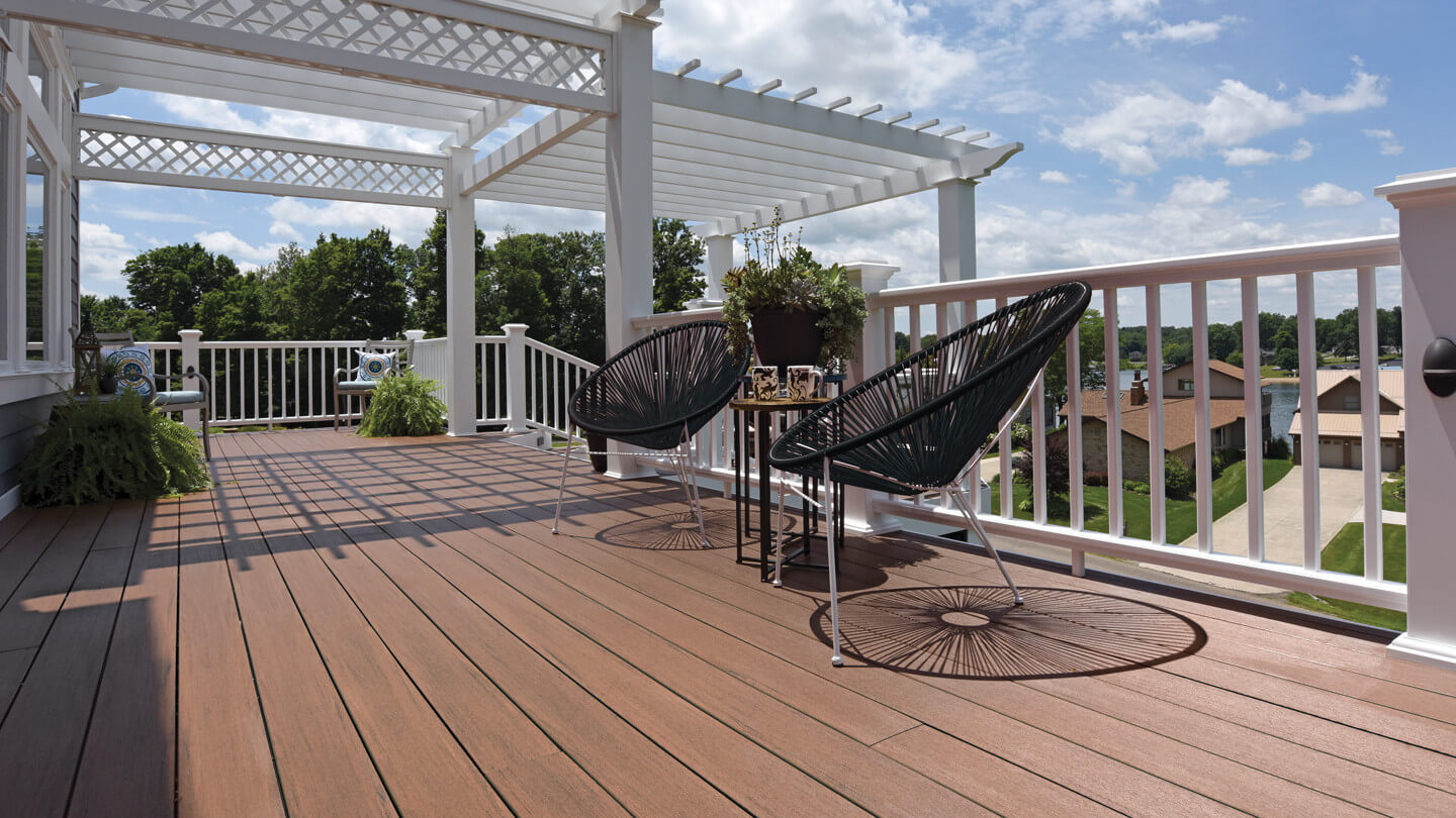 Azek Composite Decking - Project in Union, NJ