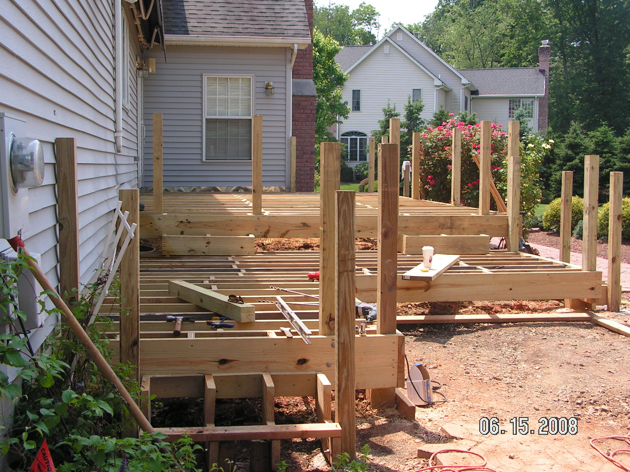 NJ DECK BUILDER SOMERSET NJ