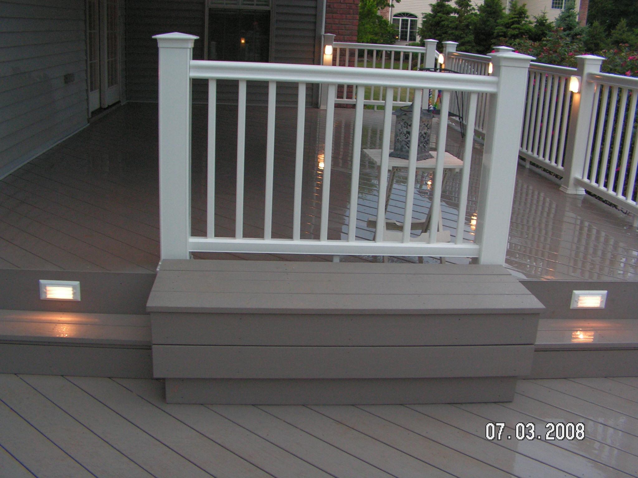 deck building contractors roselle park linden garwood nj