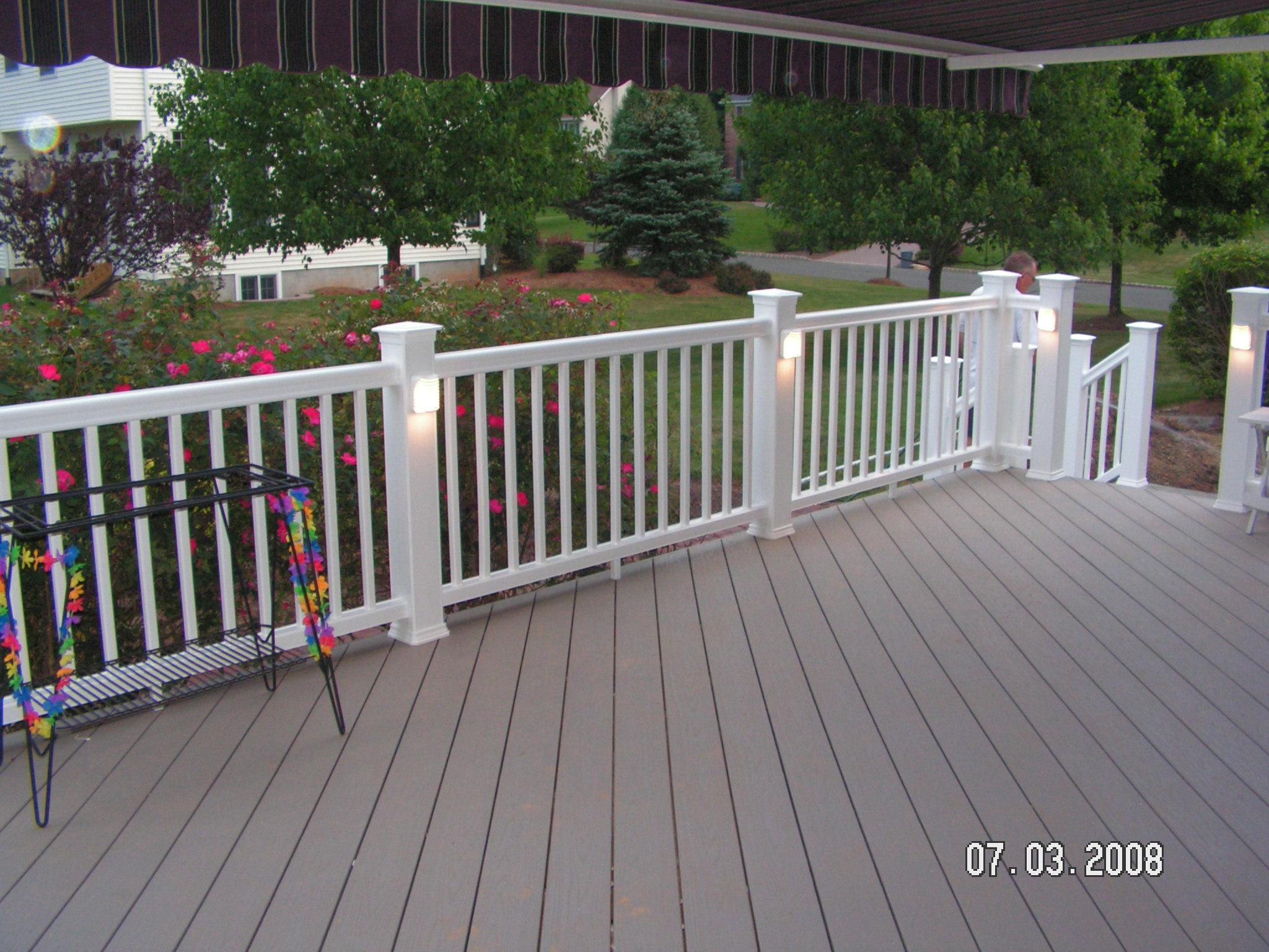 nj deck builders composite decking woodbridge chatham somerset middlesex edison new jersey