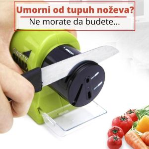 Swifty sharpener – oštrač noževa