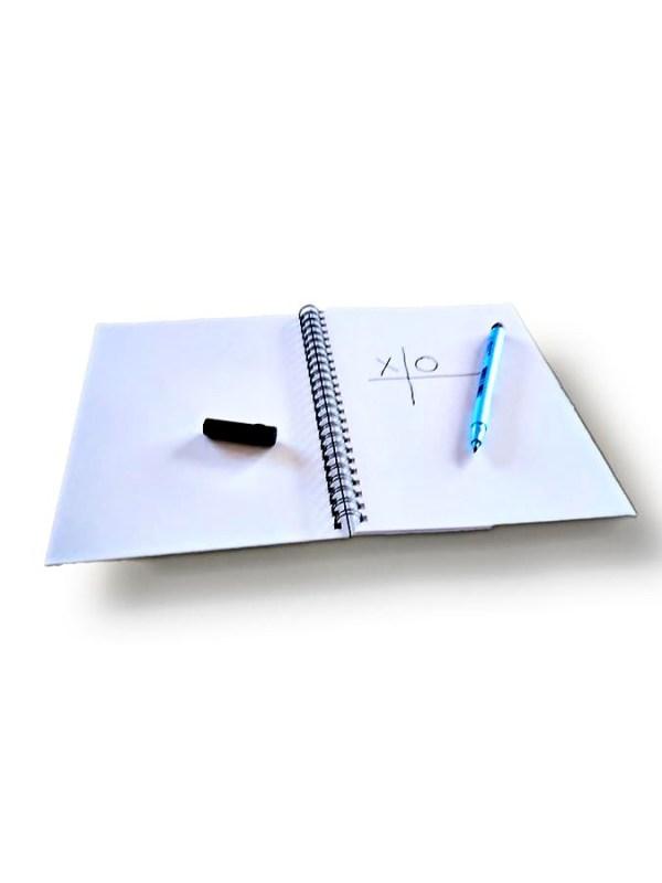 """Board BOOK – """"piši-briši NOTES"""""""