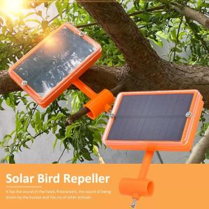 Solarni zvučni rasterivač ptica