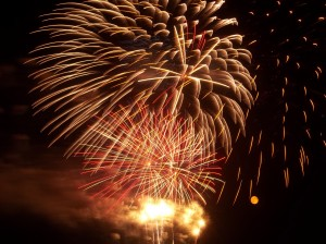 While watching fireworks, consider how a reverse mortgage may provide freedom, life, liberty and the pursuit of happiness during retirement years.