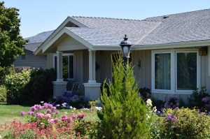 Purchase a new one-level home to meet changing health needs