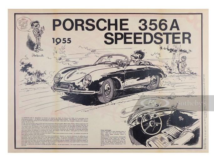 classic rare porsche posters rm