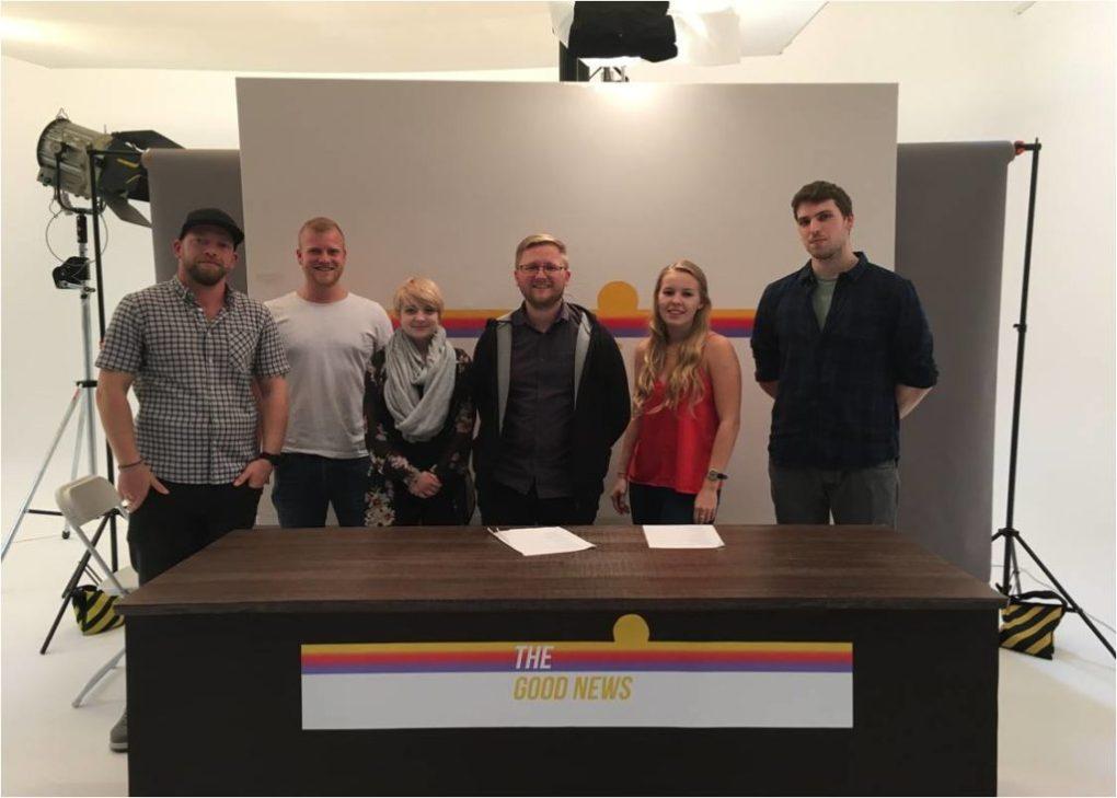 RMV Productions Team On Set Tom Prior Looks Like Rain Video