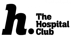 hospital club logo