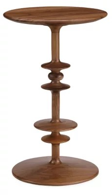 parks 14 diam 22h round end table