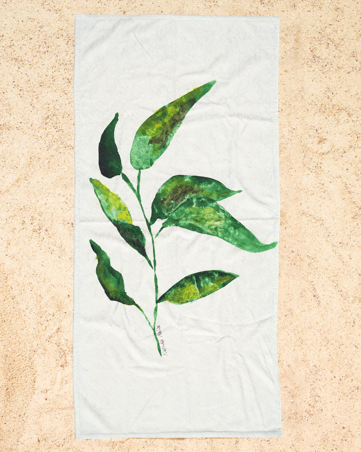 growing plant shower curtain