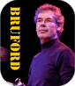 Bill Bruford Is A Drumming Influence To Richard Geer