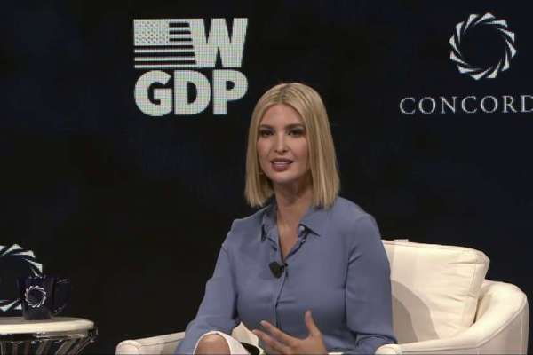 Ivanka Trump W-GDP