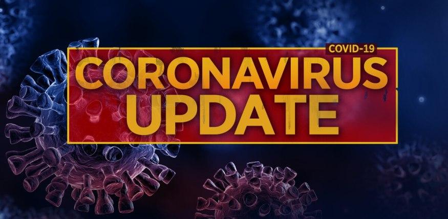 Coronavirus update banner