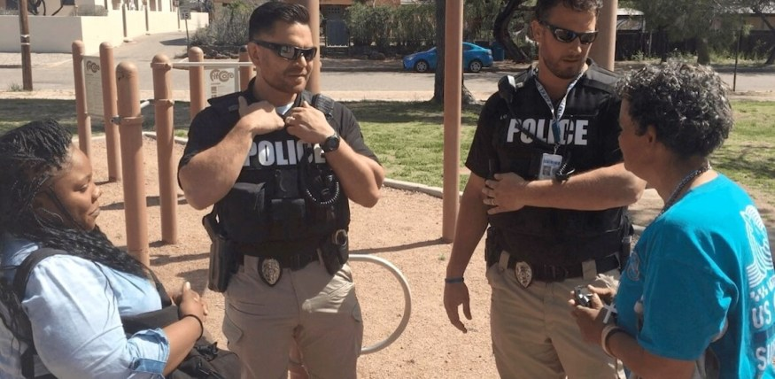 Police Deflection