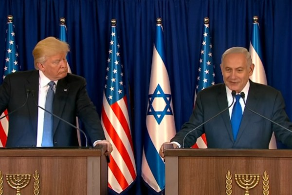 Trump and Isreal