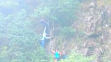 need to climb vie rope
