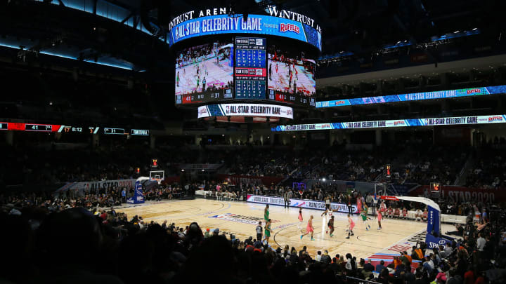 2020-NBA-All-Star---Celebrity-Game-Presented-By-Ru-b0181b568f7ce900acf6359b8285d3e8