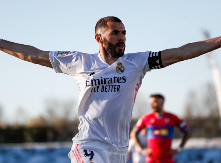 Karim Benzema (Foto: Real Madrid/Twitter)