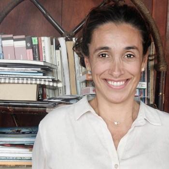 Investigadora de HRW, Ximena Casas.
