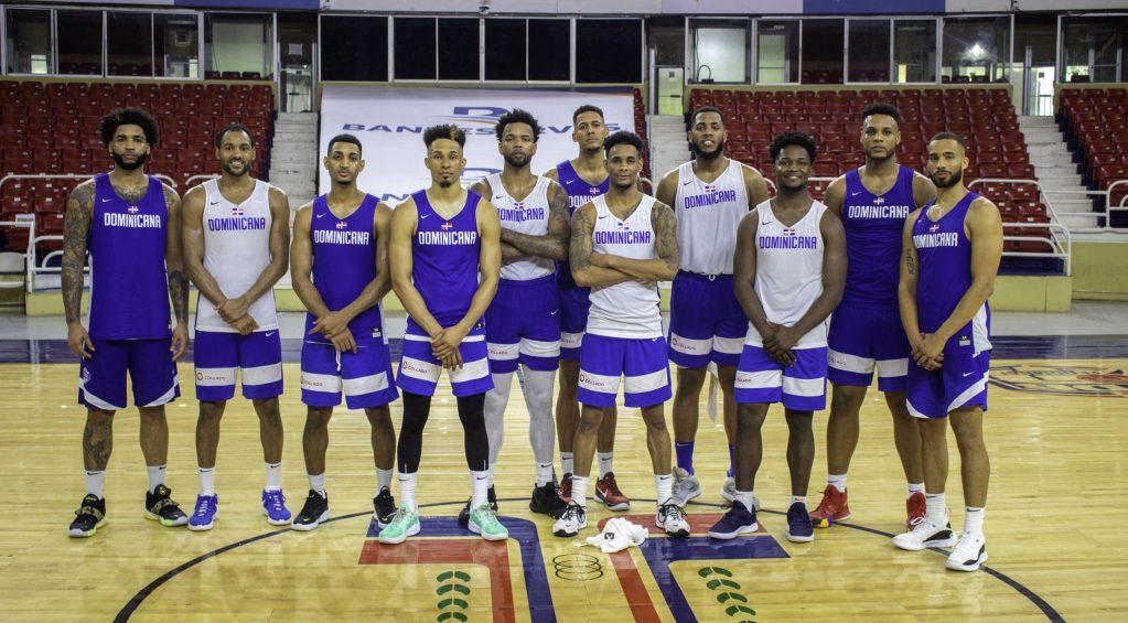 Jugadores de la Selección Nacional de Baloncesto  (Foto: Fuente Externa)
