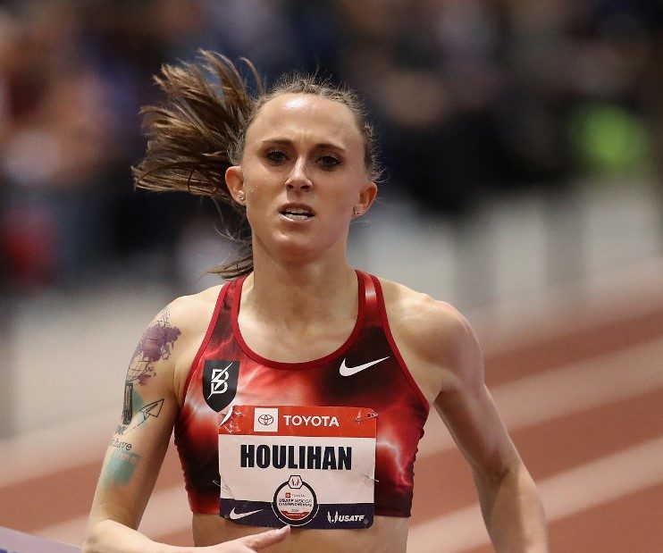 Shelby Houlihan   (Foto: Christian Petersen/Getty Images/AFP)