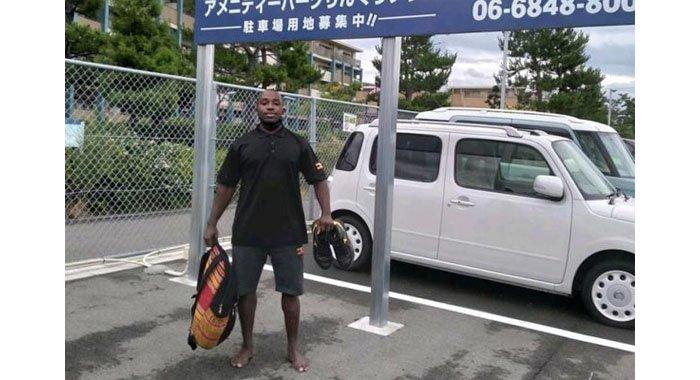 El pesista ugandés Julius Ssekitoleko fue encontrado tras abandonar la villa. (Foto: Fuente Externa)