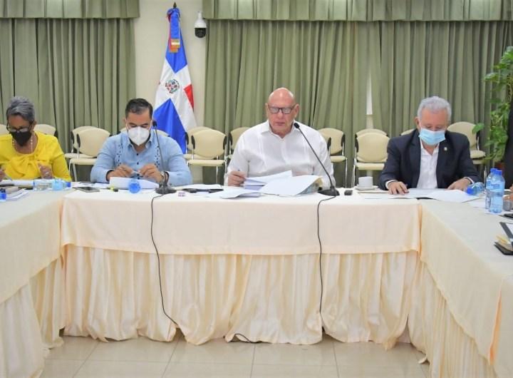 Comisión Bicameral que estudia el Proyecto de Ley sobre Juicios de Extinción de Dominio para el decomiso civil de bienes ilícitos.