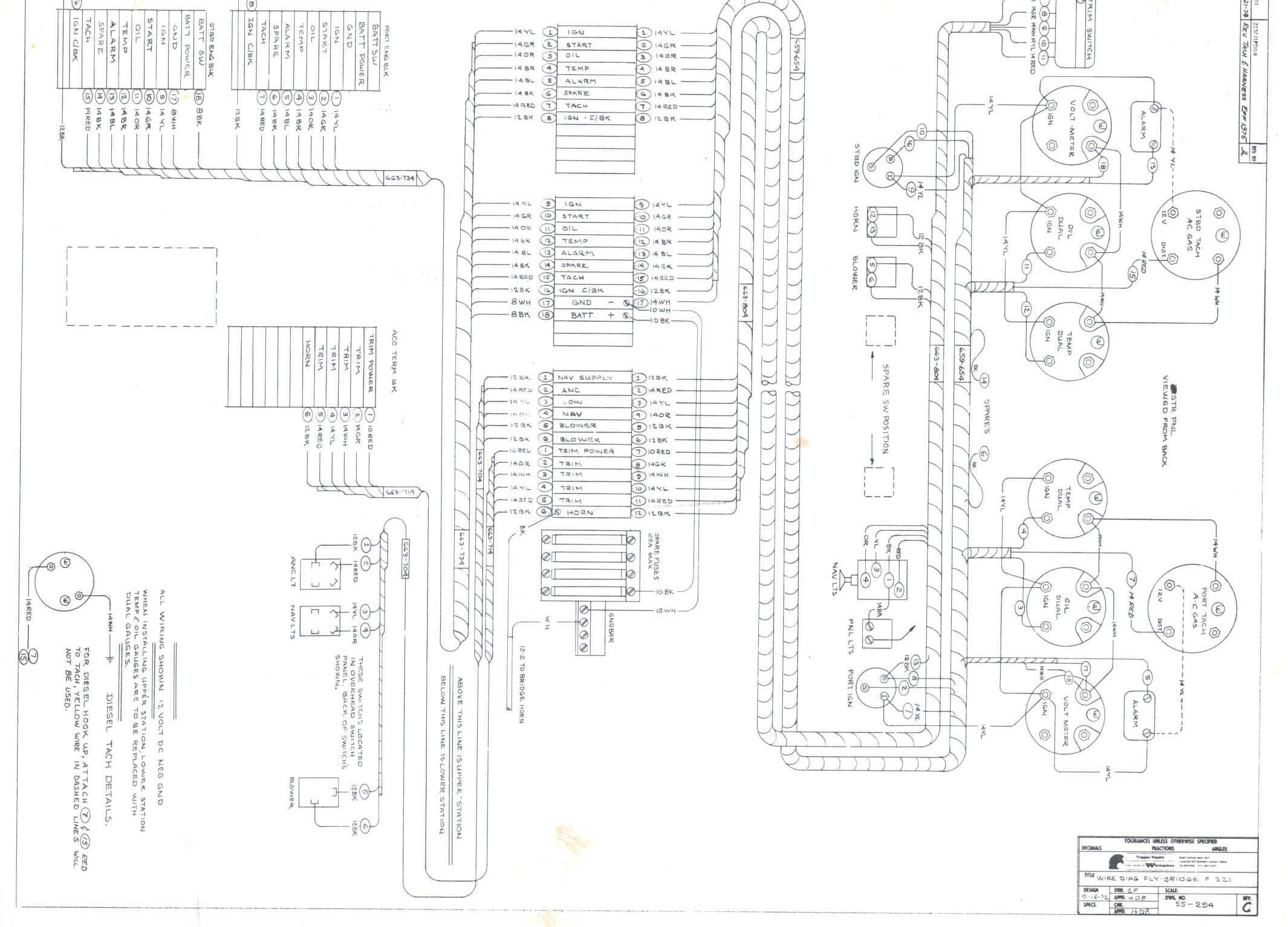Original F 32 Schematics And Wiring Diagrams