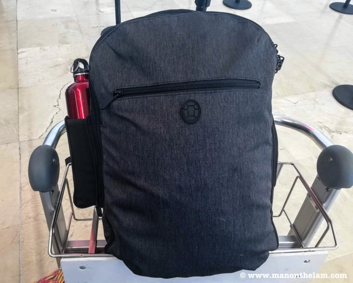Tortuga Setout Duo laptop backpack best carry on luggage
