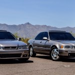 1994 Acura Legend Ls Coupe And Gs Sedan Teaser Rnr Automotive Blog