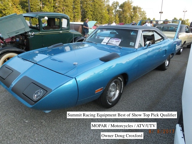 Summit Racing Equipment Best of show 3