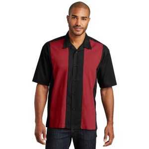 Port Authority® Retro Camp Shirt – S300