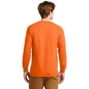 Gildan® – Ultra Cotton® 100% Cotton Long Sleeve T-Shirt – G2400