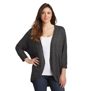Port Authority ® Ladies Marled Cocoon Sweater – LSW416