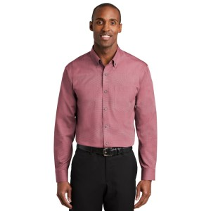 Red House® Nailhead Non-Iron Shirt – RH370