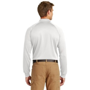 CornerStone® – Select Long Sleeve Snag-Proof Tactical Polo – CS410LS
