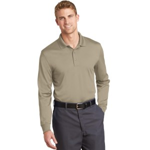 CornerStone® Select Snag-Proof Long Sleeve Polo – CS412LS