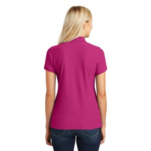 Port Authority® Ladies Core Classic Pique Polo – L100