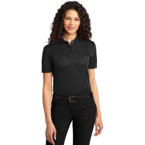 Port Authority® Ladies Dry Zone® Ottoman Polo – L525