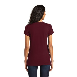 District ® Women's Fitted The Concert Tee ® – DT5001